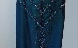 Ασύμμετρο Στράπλες Φόρεμα