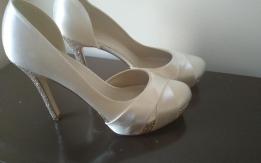Γαμήλια παπούτσια, αμερικάνικα, οίκου Jimmy Cho