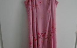 Μεταξωτό φόρεμα για βάπτιση/coctail