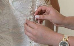 Νυφικό Queen bridal